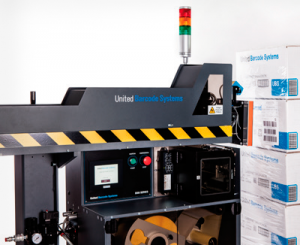 Pallet Print & Apply Labeling System