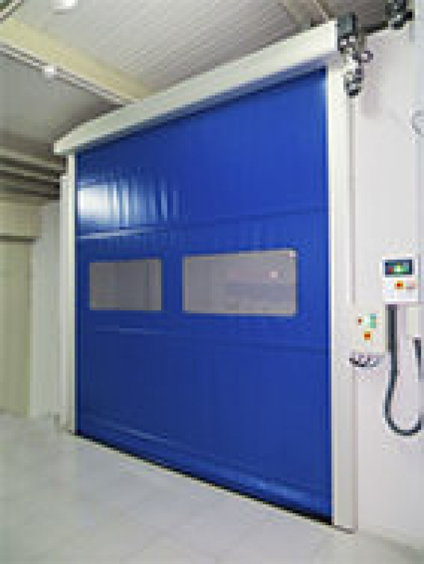 Rolling High Speed Door