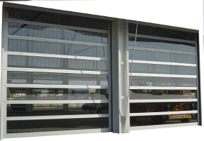 Conventional Sectional Door