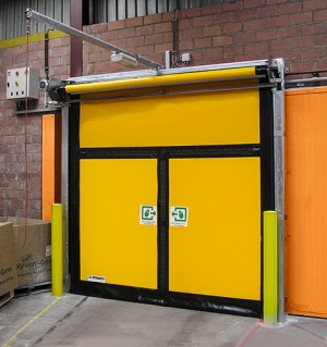 DYNACO M2 EMERGENCY High Speed Door