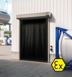 DYNACO S-559 ATEX CATEGORY 2 ALL WEATHER High Speed Door