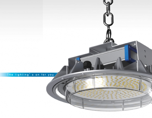 GlowOne NBL 115 / 160 LED lighting