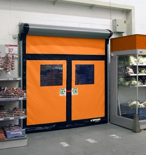 DYNACO D-313 EMERGENCY High Speed Door